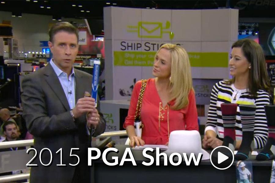 2015 PGA Show: Award-winning products