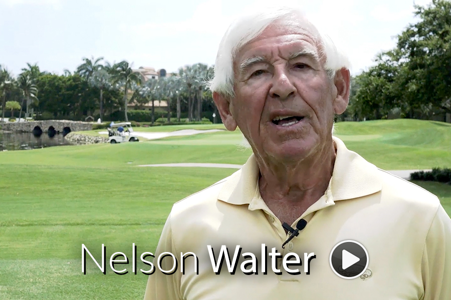 Nelson Walter – Testimonia